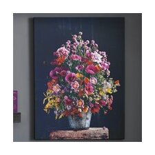 <strong>Graham & Brown</strong> Bright Floral Canvas Wall Art
