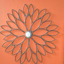 Flower Metal Art