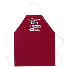 Hand Over the Wine Apron