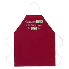 Going to Seed Apron