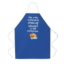 <strong>Attitude Aprons by L.A. Imprints</strong> Corkscrew Apron