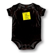 <strong>Attitude Aprons by L.A. Imprints</strong> Don't Forget Baby Romper