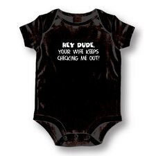 Hey Dude Baby Romper