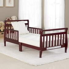 Big Oshi Classic Sleigh Toddler Bed
