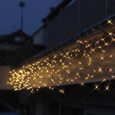200 Light Micro Icicle LED Light Chain