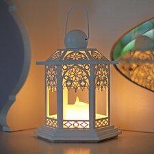German Christmas Wooden LED Lantern