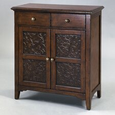 <strong>Pulaski Furniture</strong> Timeless Classics 2 Drawer Accent Cabinet