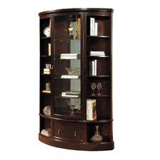 """Curio 87.68"""" Bookcase"""