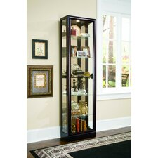 <strong>Pulaski Furniture</strong> Keepsakes Frame Curio Cabinet