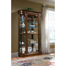 <strong>Pulaski Furniture</strong> Salerno Curio Cabinet
