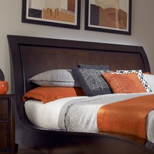 <strong>Pulaski Furniture</strong> Amaretto Sleigh Headboard