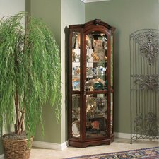 <strong>Pulaski Furniture</strong> Keepsakes Corner Curio Cabinet