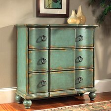 <strong>Pulaski Furniture</strong> Rustic Chic 3 Drawer Hall Chest