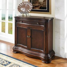 <strong>Pulaski Furniture</strong> Timeless Classics 1 Drawer 2 Door Hall Chest