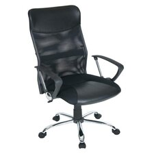 Harvard High-Back Mesh Executive Chair