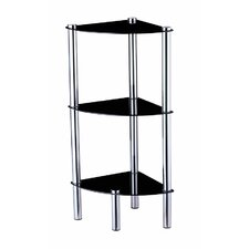 "30"" Three Shelf Shelving Unit"