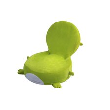 Critter Cushion Frog Kids Chair