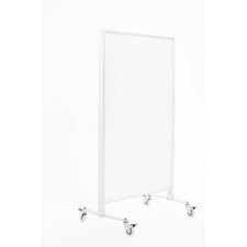 Lite Mobile Dry Erase Board with Caster Base