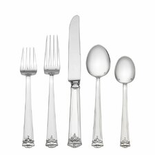 Trianon 5 Piece Dinner Flatware Set