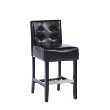 Tufted Bar Stool (Set of 2)
