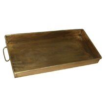 Rectangular Iron Tray
