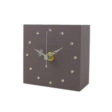 Swarovski Crystal Mantle Clock