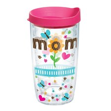Mom 16 oz. Wrap Insulated Tumbler (Set of 2)