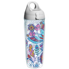Wrap Bohemian Flower Water Bottle