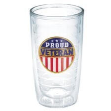 Veteran 16 oz.Insulated Tumbler (Set of 4)