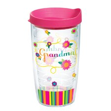 Grandma 16 oz. Wrap Insulated Tumbler (Set of 4)