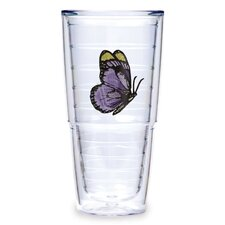 <strong>Tervis Tumbler</strong> Butterfly 24oz. Purple Tumbler (Set of 2)