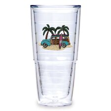 <strong>Tervis Tumbler</strong> Woodie 24 oz. Green Tumbler (Set of 2)
