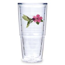 <strong>Tervis Tumbler</strong> Hummingbird 24 oz. Purple Tumbler (Set of 2)