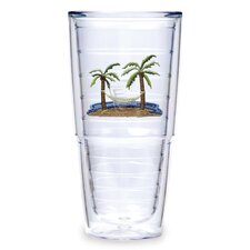 <strong>Tervis Tumbler</strong> Palm and Hammock 24 oz. Tumbler (Set of 2)