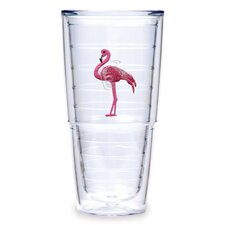 Flamingo 24oz. Tumbler (Set of 2)