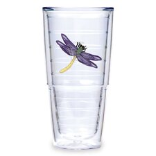 <strong>Tervis Tumbler</strong> Dragonfly 24 oz. Purple Tumbler (Set of 2)