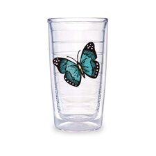 <strong>Tervis Tumbler</strong> Butterfly 16oz. Green Tumbler (Set of 2)