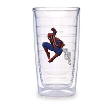 Marvel Spiderman 16 Oz Insulated Tumbler (Set of 4)