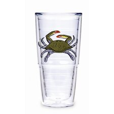 Blue Crab 24 oz. Big-T Tumbler (Set of 2)