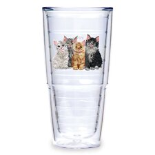 <strong>Tervis Tumbler</strong> Kittens 24 Oz Tumbler (Set of 2)