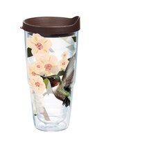 24 Oz. Wrap Hummingbird Tumbler (Set of 2)