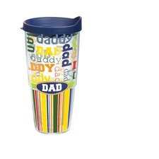 24 Oz. Wrap Dad Tumbler (Set of 2)