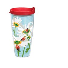 24 Oz. Wrap Ladybugs Tumbler (Set of 2)