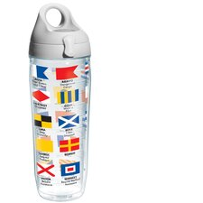 <strong>Tervis Tumbler</strong> Wrap Nautical Flags Water Bottle
