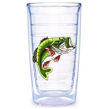 Bass 16 oz. Tumbler (Set of 2)