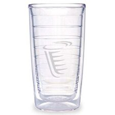 Clear 16 oz. Tumbler (Set of 2)