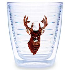 Animals and Wildlife Deer 12 oz. Insulated Tumbler (Set of 4)