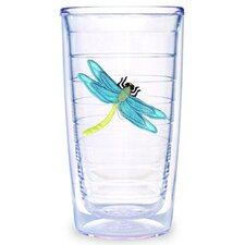 <strong>Tervis Tumbler</strong> Dragonflies Blue 16 oz. Tumbler (Set of 4)