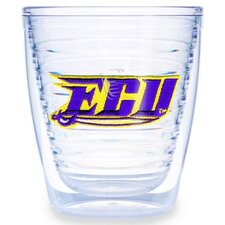 NCAA 12 oz. Tumbler (Set of 4)