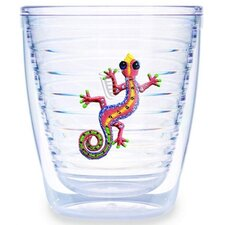 Gecko Pink 12 oz. Tumbler (Set of 4)
